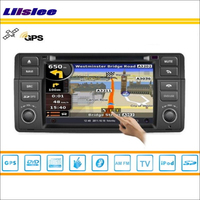 Liislee Car Android Multimedia For BMW M3 E46 1998~2006 Radio CD DVD Player GPS Navi Navigation Audio Video Stereo S160 System
