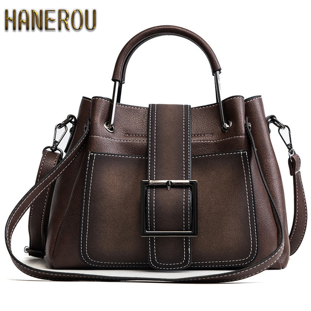 5a89bb7414 2018 New Women Handbag PU Leather Shoulder Bag Fashion Women Bag Luxury  Brand Summer Ladies Handbags Large Capacity Tote Bags