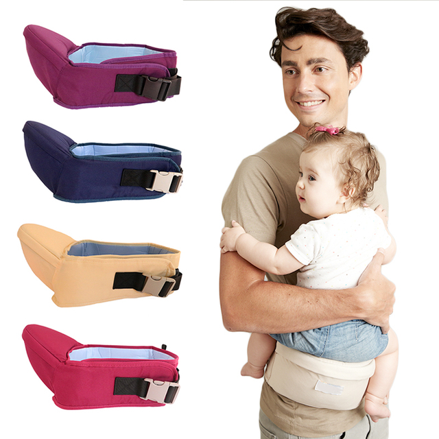 Baby Carrier Waist Stool Walkers Baby Sling Hold Waist Belt Backpack Hipseat Belt Kids Infant Hip Seat Drop Shipping