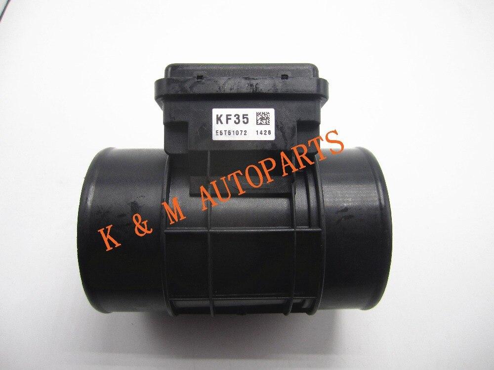 Le capteur de débit d'air de masse de pièces d'auto authentiques de KF35-13-215 s'adapte pour l'oem E5T51072/Xedos-9 de Mazda 626 E2000 E2200 KF35-13-215