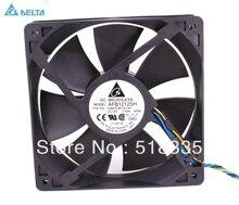 Gratis Verzending Voor Delta Fan AFB1212SH 12 Cm 120 Mm 1225 12025 12*12*2.5 Cm 120*120*25 Mm 12V 0.80A Koelventilator Goede Kwaliteit