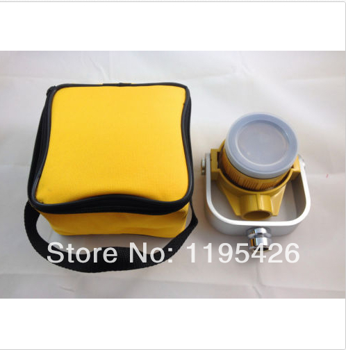NEW Yellow Single Prism w/Bag ,for TOPCON/SOKKIA/NIKON total stations brand new nikon single prism prisms for nikon total station stations