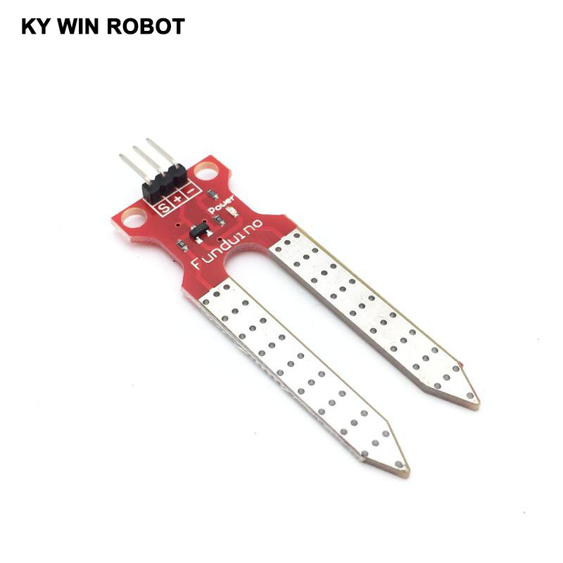 1pcs Soil Humidity Sensor Module Hygrometer Detection Moisture Sensing Module Smart Electronics for Arduino Optical Sensor