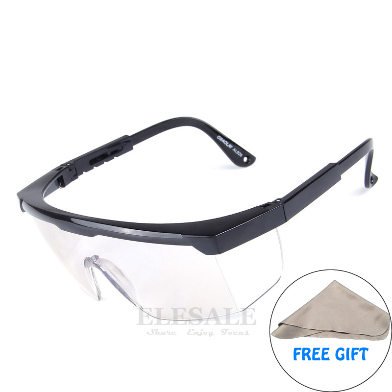 купить New Work Safety Goggles Protective Glasses Anti-Splash Wind Dust Proof Glasses For Industrial Work Safety Cycling по цене 193.11 рублей