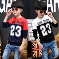 2016 Autumn Baby  hoodies cotton long sleeve children clothing kids pullovers lovely for boys warm clothes HW1509