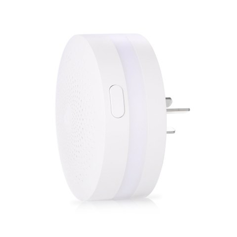 Image 5 - Update Version Original Xiaomi Mijia Smart Home Multifunctional Gateway 2 Alarm System Intelligent Online Radio Night Light Bell-in Smart Remote Control from Consumer Electronics