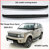 Range Rover Sport Running Board Side Step Bar Foot Board Excellent Quality OEM Model Great Discount