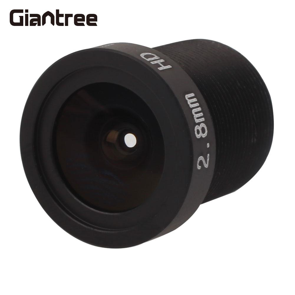 Camera Board <font><b>Lens</b></font> <font><b>2.8mm</b></font> 1080P Universal <font><b>2.8mm</b></font> Camera Len M12 Home Security CCTV Camera Len IP Camera 140 Degree image