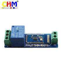Hobimake Bluetooth 1channel relay module 12v phone Bluetooth remote control relay switch for arduino smart Wireless network #10