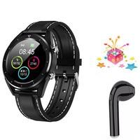 2019 Men Women smartwatch Heart Rate Monitor Blood Pressure ECG for Huawei Samsung xiaomi phone Smart Watch VS P69 P71 L6 B57 Y5