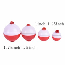 2017 12 PCS ABS Plastic Fishing Float Ball Bobbers Slip Drift Tube Indicator Sea Fishing Floats Bobbers