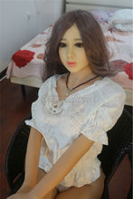 Drop ship lifelike Japanese real full silicone big breast with metal skeleton sex dolls for men