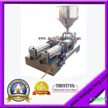 5-100ml double heads Pneumatic Unguent Filling Machine GRIND