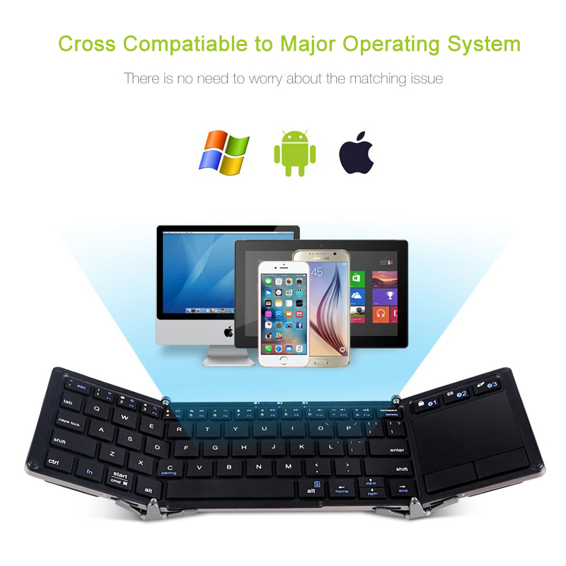 7 Bluetooth Wireless Keyboard