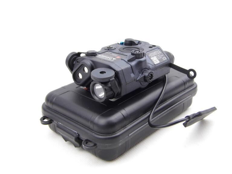 Élément LA-5C UHP LED Laser Vert Combo Vue IR Chasse Pointeur + Livraison gratuite (SKU12020083)