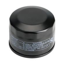 5Pcs Oil Filters for Yamaha Tmax 500 Tmax 530 XVS1300 YFM660 FZS600 Kymco MXU UXV 500 Engine Oil Filter Motorcycle Moto Parts