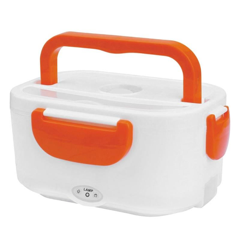 2 in 1 Car & Home Electric Heated Lunch Box