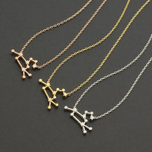 Astrology Constellation Star Necklace