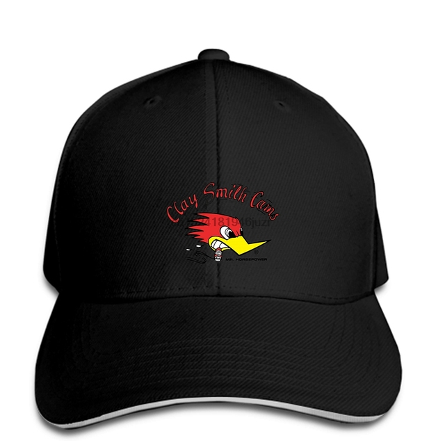 9d225328e61 hip hop Baseball caps custom printed cap Classic car Mr Horsepower Clay  Smith Cams women hat snapback