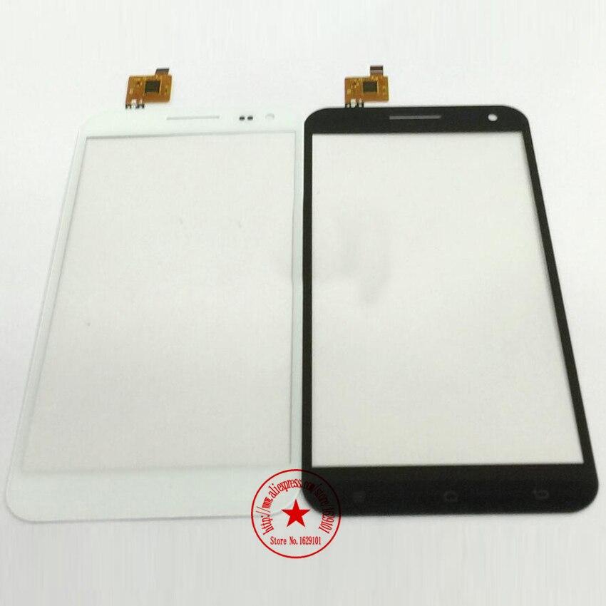 imágenes para 100% Funcionamiento Probado Nuevo ZP 998 Sensor Del Panel Táctil de Cristal digitalizador de pantalla para el teléfono zopo zp998 9520 piezas de reparación negro blanco