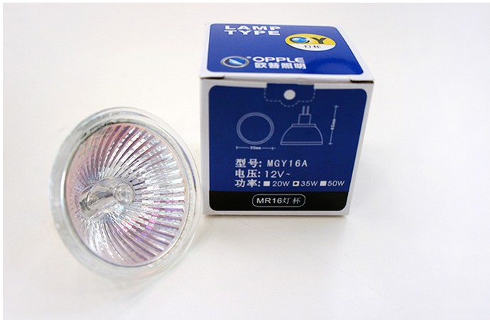 35W spotlights special lamp cup spotlights low-voltage lights Cup lamp lighting accessories Size