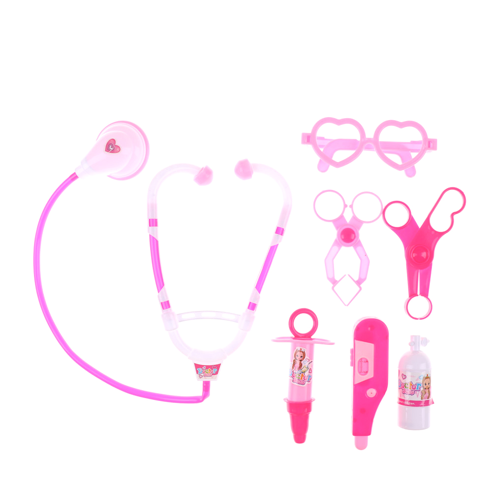 Doctor Set Kids Educational Pretend Doctor Role Play Medical Kit Childrens Kit Doctor Roleplay Toys Juguetes For Children