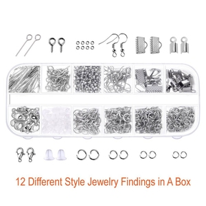 Image 5 - Jewelry Making Supplies Kit With Tools Wires And Jewelry Findings For Jewelry Repair And Beading