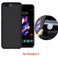 Original Nillkin Oneplus 5 Case 5 5 Synthetic Fiber Carbon Case Oneplus 5 One Plus 5