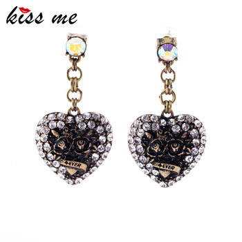 Fashion earring accessories love vintage 4ever women's earrings Factory Wholesale image