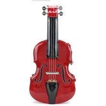 Vintage frauen schulter tragen musik handtasche gute qualität neuheit musiker freunde liebe gitarre Amliya violine tasche