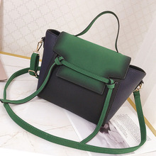 ETAILL Vintage Trapeze Women Bags Top Handle Handbag High Quality Pu Leather Fashion Big Sling Bag Tote Bag Sac A Main Christ
