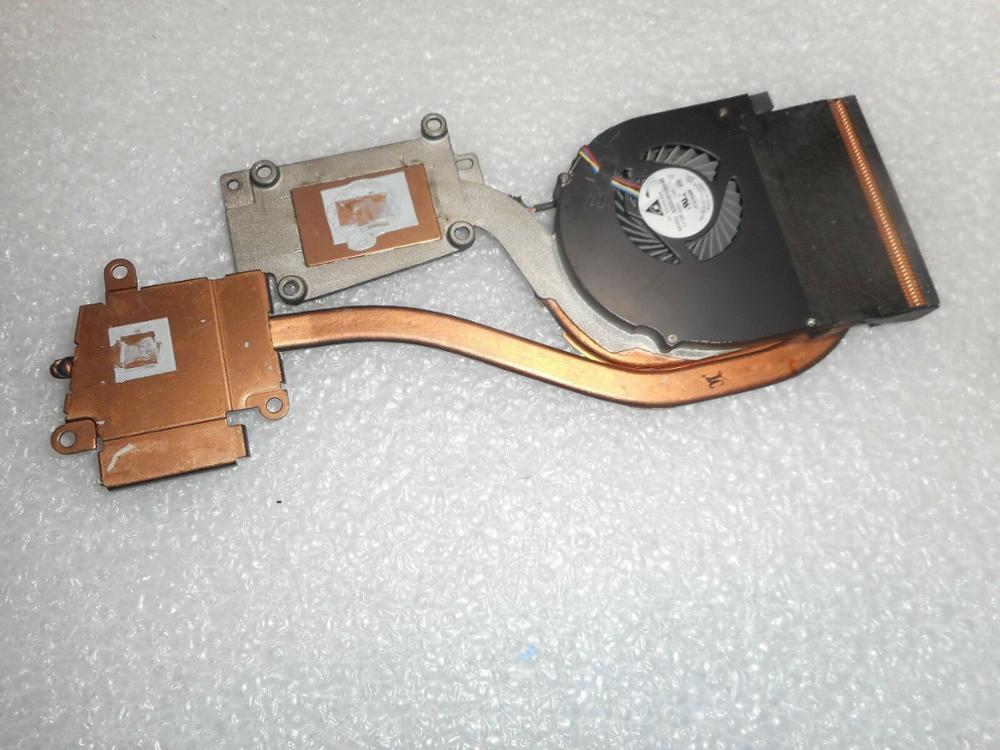 Оригинальный вентилятор для Dell Latitude E6540, радиатор охлаждения 072XRJ cn-072XRJ 72XRJ 100%, тест ОК
