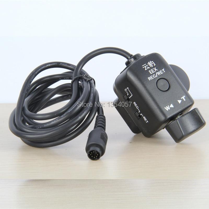 Zoomsteuerung für PMW EX1 / EX1R / EX260 / EX280