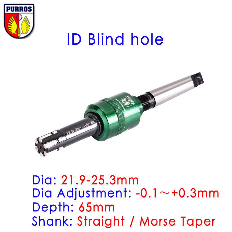 Roller Burnishing Tool (Roller diameter 21.9-25.3mm) for ID Blind HoleRoller Burnishing Tool (Roller diameter 21.9-25.3mm) for ID Blind Hole