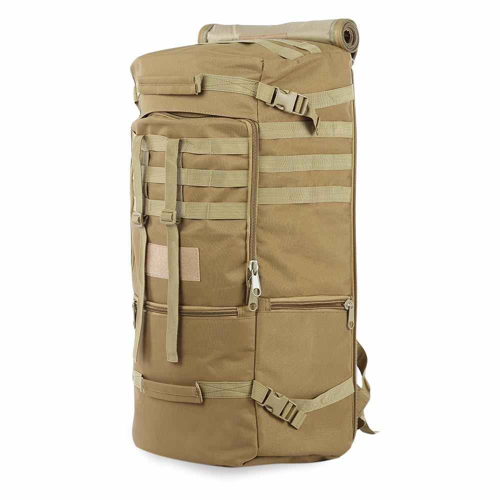 988f5edcfe90 ... Outdoor 60L Durable Military Tactical Bags Backpack Hiking Camping Bag  Backpacks Oxford Sport Bag for Climbing ...