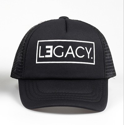 d3197a2bbbe7d 2018 new Trucker Hat LEGEND LEGACY Print Cap Father Son Trucker Dad Gift  Daughter Kids Child Baby Mesh Baseball Caps Gift-in Baseball Caps from  Apparel ...
