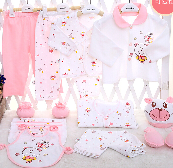 cd68aeb2440b 100% cotton newborn clothes summer baby gift box set baby products ...