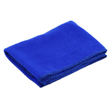 PREUP 30*70CM Blue Microfiber Car Cleaning Cloth Wash Hand Towel Products Dust Tools Car Washer Supplies Car Accessories