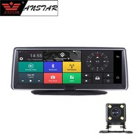 ANSTAR 4G Dash Cam Android 5.1 WiFi GPS ADAS Car Camera Dual Lens Car DVR 1080P Video Recorder Registrar Auto Rear View Cameras