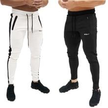 ZOGAA 2019 New Fashion Men Sweatpants Full Length Casual Slim Fit Running Training Trousers Joggers Sport wear
