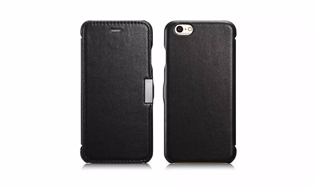 For iphone 6 6s plus flip case mobile phone leather case (2)