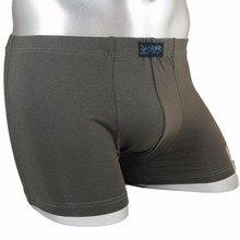 Fashion Underwear Men cotton high-rise Boxers Underpants Man'S Pants For Men Cuecas plus big size Boxer Shorts Man  6XL 7XL 8XL