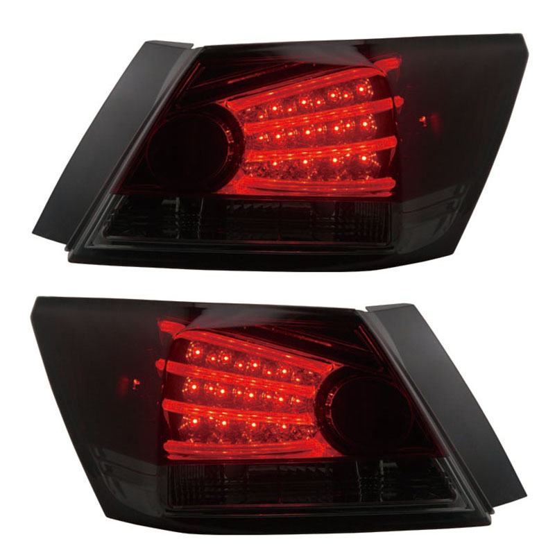 for Honda Gen-8 Accord LED Tail lights fit 2008-2012 year cars какую хонда honda accord или пассат б5