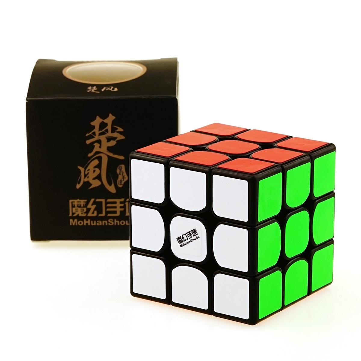 Cubos Mágicos velocidade enigma cube valk 3 Número do Pedido : 3x3x3