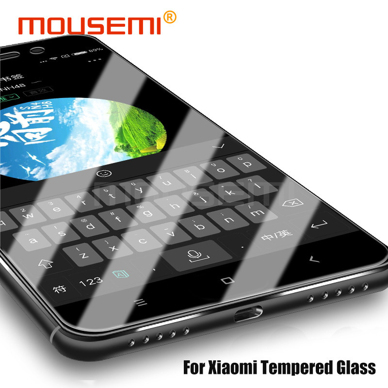 Galleria fotografica MOUSEMI For Xiaomi Redmi 4a 4 Pro Glass Screen Protector Full Cover 9H Tempered Protective Film For Xiaomi Redmi 4 4A pro Glass