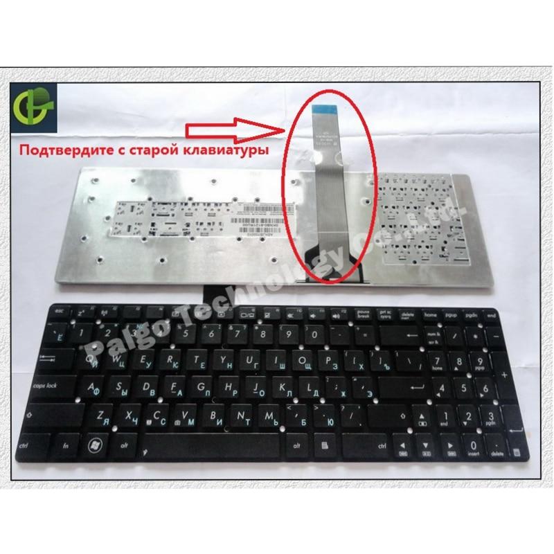 Russian Keyboard for ASUS X751 X751L X751LA X751LAV X751LD X751LDV  X751LK X751LN   RU Black-in Replacement Keyboards from Computer & Office on