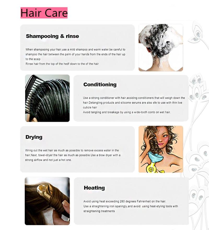 Brazilian Curly Hair Wig 7