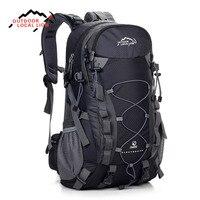 Местное Лев Спортивная Сумка 40л альпинизм рюкзак функциональная мужская женская сумка Bolsas Femininas походная дорожная сумка