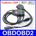 Best Quality Galletto 1260 ECU Chip Tuning Tool EOBD/OBD2/OBDII Flasher ECU Flasher Free Ship