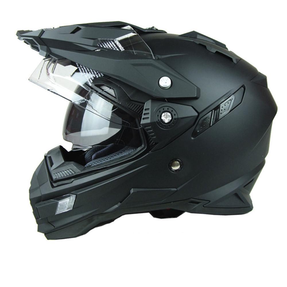 Prix pour THH mens moto casques VTT motocorss racing Casco Capacetes moto off route casques approuvé DOT S M L XL XXL taille